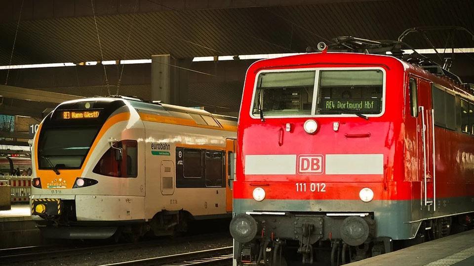 34. Exkursion Der Bahn Außenring Um Berlin Am 19. Februar 2020 Um 09:00 Uhr Ab Bahnhof Michendorf RB 23